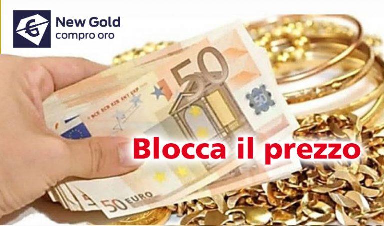 Blocca il prezzo New Gold srl Vasto compro oro