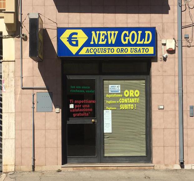 New Gold srl Compro oro in San Severo (FG)